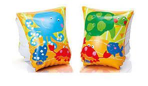 Детские надувные нарукавники Intex 58652