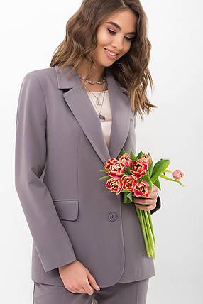 Класичний піджак жіночий модель 2021 року розміри 42-50, фото 2