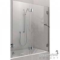 Душевые кабины, двери и шторки для ванн Kolo Шторки для ванны Kolo Niven 125 FPNF12222008R глянцевый хром, прозрачное, правосторонние