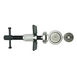 Інструмент для стиснення гальмівних циліндрів 5 предметів Rewolt (T6026), фото 4