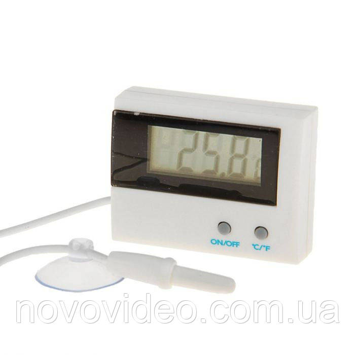 Цифровой термометр ST-1A с выносным датчиком (-50 ..+80 грд C)