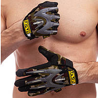 Тактичні закриті рукавички MECHANIX WEAR BC-4699-H, L
