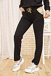 Костюм женский 167R13-1 цвет Черный, фото 5