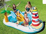 """Детский игровой центр 57162 """"Веселая рыбка"""", размер 218-188-99 см, фото 3"""