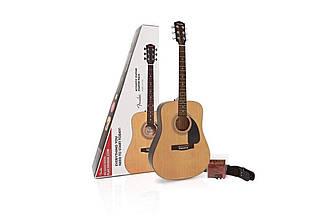 Гітарний набір FENDER FA-115 DREADNAUGHT PACK NATURAL WN V2