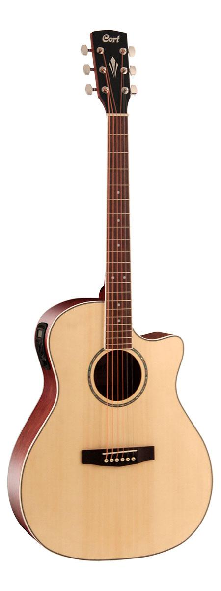 Електроакустична гітара CORT GA-MEDX (Open Pore)