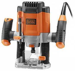 Фрезер(1200 Вт)Електричний(Фрезерна Машина)BLACK&DECKER KW1200E