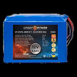 Аккумулятор LP LiFePO4 32650 72V - 12 Ah (BMS 200A)