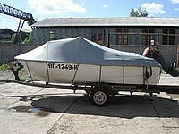 Транспортировочный тент для лодок и катеров