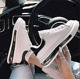 Классические белые кроссовки женские, фото 2