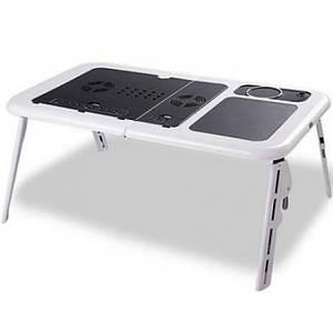 Підставка для ноутбука ColerPad E-Table LD09 білий (44357)