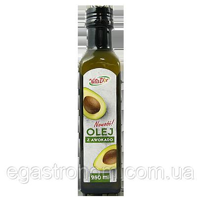 Олія Вітадор авокадо VitaDor z awokado 250ml 12шт/ящ (Код : 00-00005790)