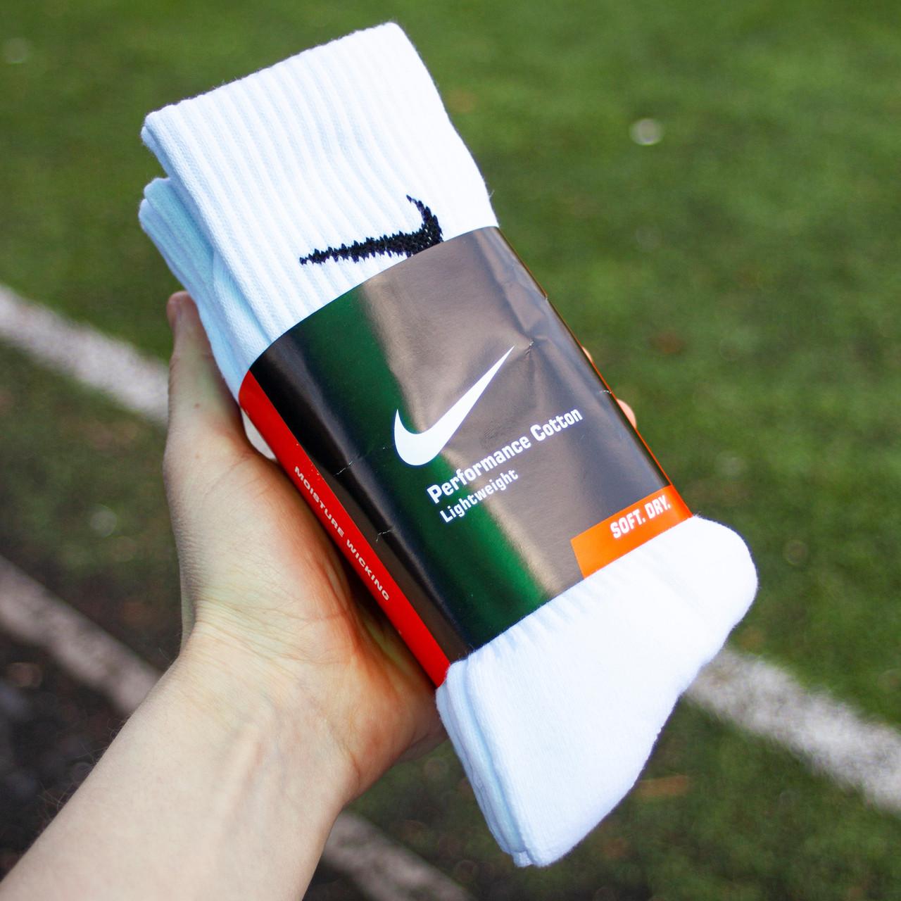 Тренировочные носки Nike (3 пары)