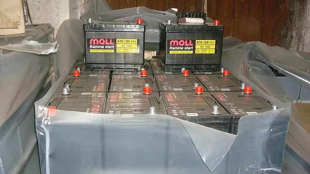 Аккумулятор MOLL KAMINA START 70 Ач ASIA 10570024054 1001