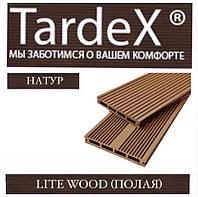 Террасная доска TARDEX LITE WOOD 140х20х2200 мм, фото 1