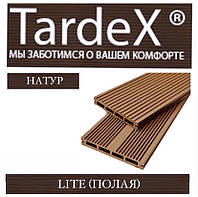 ОПТ - Терасна дошка TARDEX LITE 140х20х2200 мм, фото 1