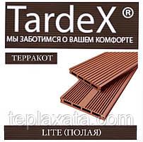 ОПТ - Доска для забора из ДПК TARDEX LITE 140х20х2200 мм
