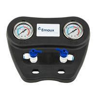 Emaux Манометр сдвоенный для фильтров Emaux L 1800-2000 (8010070)