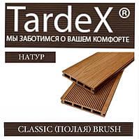 Террасная доска TARDEX CLASSIC Brush 150х25х2200 мм, фото 1