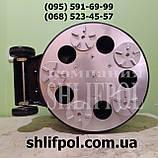 Шлифовальная машина для бетона и паркета Вирбел, фото 4