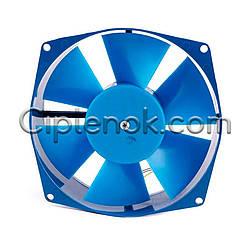 Осьовий вентилятор ( 2600 об/хв.) синій