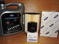 Комплект для ТО на Ford Focus mk2, mk3, C-MAX mk1, mk2 1.4, 1.6, 1.8, 2.0 Duratec