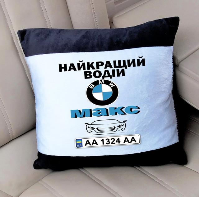 Подушки в авто