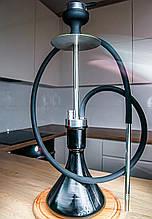 Кальян Anjuna модель Prime Deep Black Loft 65см