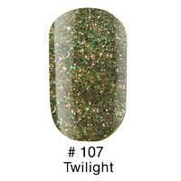 Гель-лак Naomi №107 Twilight 6 мл