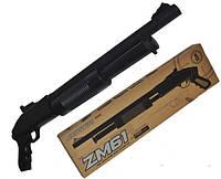 Автомат игрушечный ZM 61 Винчестер метал., пульки 6 мм
