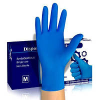 Нитриловые перчатки (100 шт.)