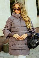 Куртка Марго капучино. Женские демисезонные куртки Nui very
