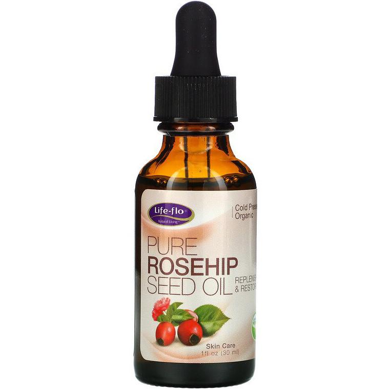 "Олія насіння шипшини Life-flo ""Pure Rosehip Seed Oil"" (30 мл)"