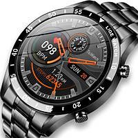 UWatch Смарт часы Smart Power Nano Silver, фото 1