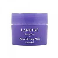 Ночная маска для лица с экстрактом лаванды - Laneige Water Sleeping Mask Lavender