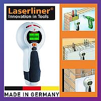 Детектор скрытой проводки Laserliner CombiFinder Plus
