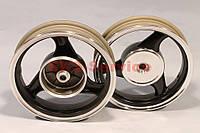 Диск литой задний  для 150сс MT 2,5xJ12 барабанный тормоз