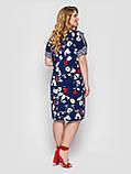 Сукня жіноча Дениз синє, фото 3