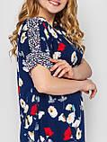Сукня жіноча Дениз синє, фото 2