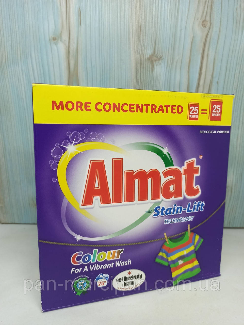 Пральний порошок Almat Colour Stain-Lift 25пр 1.625 кг