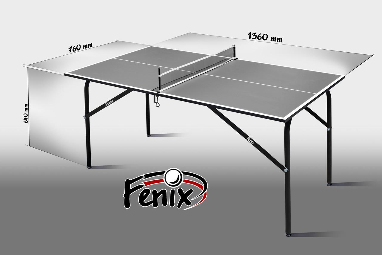 """Тенісний стіл """"Фенікс"""" Kids"""