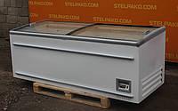 """Морозильный ларь (бонет) """"Росс Friza 200"""" 2.1 м., (Украина), полезный объём 680 л., Б/у"""