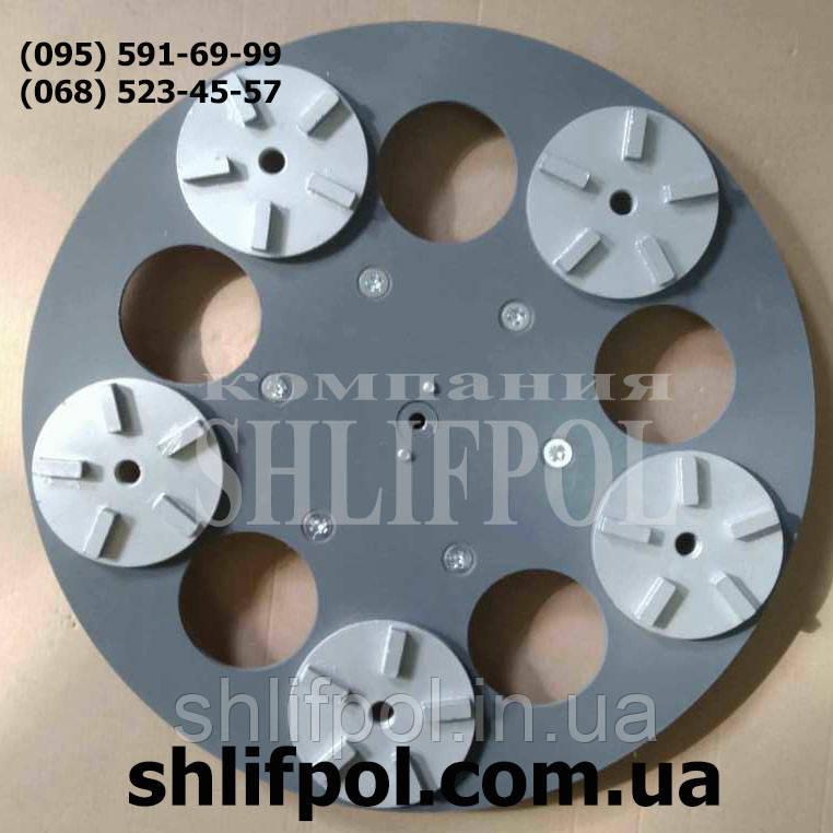 Алмазные чашки для бетона на плоскошлифовальную машину