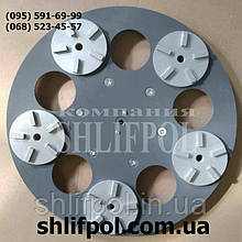 Алмазні чашки для бетону на плоскошлифовальную машину