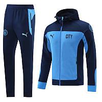 Спортивный тренировочный костюм Манчестер сити Manchester City 2021-22