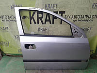 Б/у дверь передняя левая для Opel Astra G 2002 р., фото 1