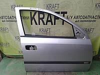 Б/у двері передня ліва для Opel Astra G 2002 р., фото 1