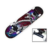 Скейтборд Fish Skateboard Змія, до 90 кг