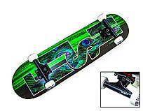Скейтборд Fish Skateboard Перо, до 90 кг