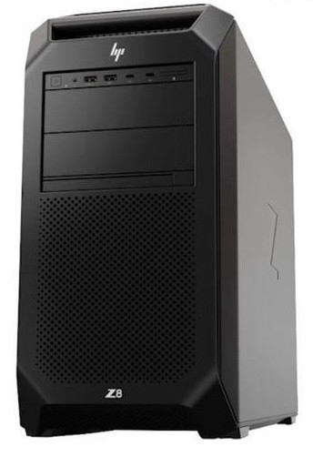 Рабочии Станции HP Z8 Workstation